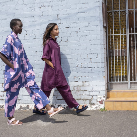 colour coded: eco fashion from the other side of the world